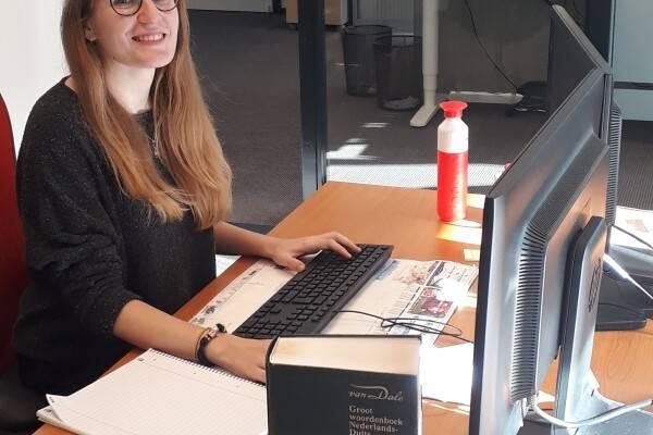 Vertaalbureau AgroLingua |  Marie Zintl begint als stagiair bij AgroLingua